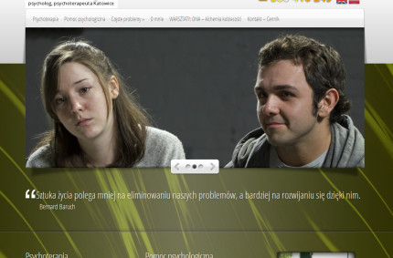 Psychoterapia Psychodynamiczna – Karolina Topór, Katowice [wywiad]