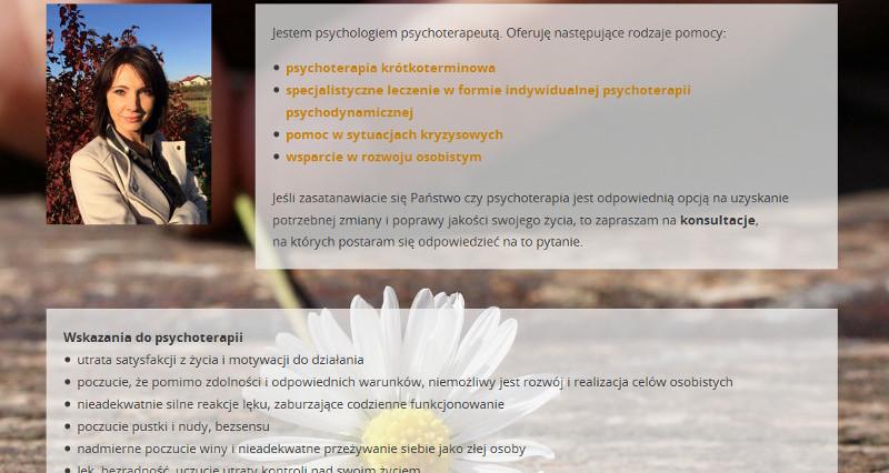 Psychoterapia Psychodynamiczna – Katarzyna Bubak-Woźniakiewicz, Kraków [wywiad]